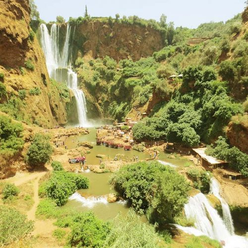Day Trip From Marrakech To ouzoud